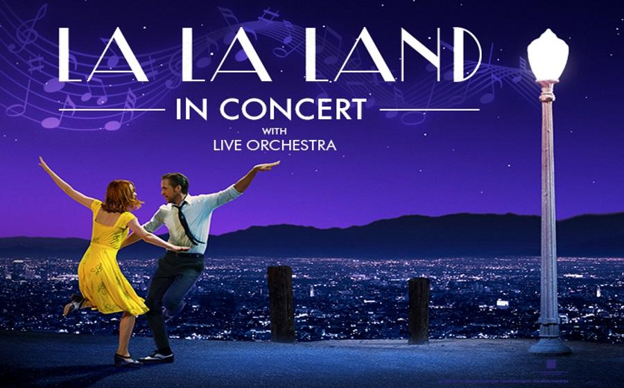 'La La Land' Live in Concert UK and Ireland Tour